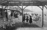 Le Dessous De La Terrasse Des Bains Municipaux - Villers Sur Mer