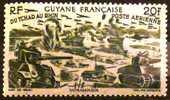 Guyane Neuf ** 1946 PA N° 32 Du Tchad Au Rhin, La Normandie - Französisch-Guayana (1886-1949)