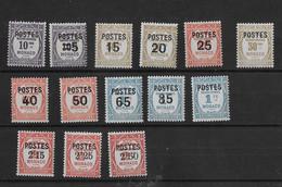 MONACO N ° 140/53** NEUF SANS CHARNIERE - Unused Stamps