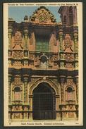 La Paz. *Portada San Francisco* Ed. Tichnor Bros Nº 8-78534. Nueva. - Bolivia