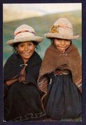 Vilacayma. *Niñas Campesinas*  Ed. Bolivian Photo Agency Nº 35. Nueva. - Bolivia