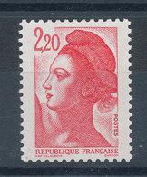 2376** Liberté 2,20f Rouge - Ungebraucht