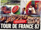 Tour De France 1987 ( Pelforth Advertising Card) - Cycling