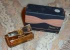 Deneuve --  Parfum 4 Ml 1/8 Fl Oz  - Bague Dorée, Avec Boite, échantillon De Collection 1985 - Miniatures Womens' Fragrances (in Box)