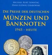 Noten Münzen Ab 1945 Deutschland 2016 Neu 10€ D AM- BI- Franz.-Zone SBZ DDR Berlin BUND EURO Coins Catalogue BRD Germany - Livres & Logiciels