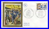 1671 (Yvert) Sur Enveloppe Premier Jour (GF) - Journée Du Timbre La Poste Aux Armées - France 1971 - FDC