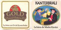 #D26-250 Viltje Maître Kanter - Sous-bocks