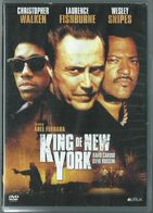 Dvd King De New York - Policiers