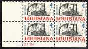 U.S. 1197X4  **  LOUISIANA  STEAMBOAT - United States
