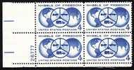 U.S. 1162 X 4  **  TRANSPORTATION  WHEELS Of FREEDOM - Unused Stamps