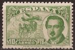 ES990-L4166TEA.España,Spain.Espagne.CONDE DE SAN LUIS .Dia Del Sello..Dia De La Hispanidad.AEREA 1945. (Ed  990**). - Nuevos & Fijasellos