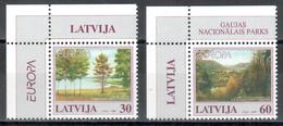 Lettland / Latvia / Lettonie 1999 Satz/set EUROPA ** - Europa-CEPT