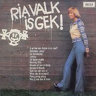* LP *  RIA VALK IS GEK! (Holland 1974) - Vinyl-Schallplatten