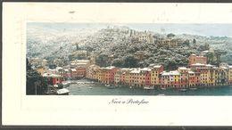 Italy. Scott # 2436-37,2583. Used Postcard Portofino To USA 2006 - Italy
