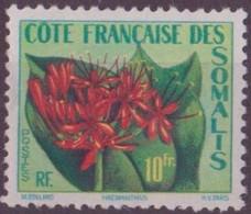 COTE DES SOMALIS N° 290** NEUF SANS CHARNIERE - Côte Française Des Somalis (1894-1967)