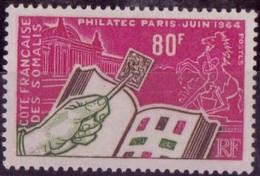 COTE DES SOMALIS N° 319** NEUF SANS CHARNIERE - Côte Française Des Somalis (1894-1967)