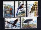 Serie Completa España  Año 1973   Yvert Nr.1788/92  Usada   Fauna Hispanica - 1971-80 Usados
