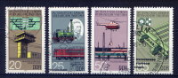 DDR Nr.2968/71   O Used   (12588)  (Jahr:1985) - [6] Democratic Republic