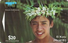 *ISOLE COOK - 02CID* - Scheda Usata - Cook Islands