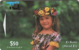 *ISOLE COOK - 02CIE* - Scheda Usata - Cook Islands