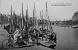 Les Bateaux De Pêche Au Port - Le Pouliguen