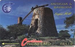 *ANTIGUA & BARBUDA: 6CATA* - Scheda Usata - Antigua And Barbuda