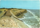 Vendée, L'AIGUILLON Sur MER (85) Plage De La Pointe (digue, Dune, Voiture) - Non Classés