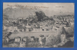 Österreich; Salzburg; Panorama; 1911 - Salzburg Stadt