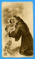 ED. E.B. NR. 104: S. ANTONIO DI PADOVA  - Mm. 56x101 - Religion & Esotérisme