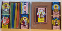 Collection Of Jesus Christ Matchboxes, #0203 - Matchboxes