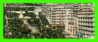 ALGER - BOULEVARD LAFERRIÈRE - AVENUE PASTEUR - ÉDITION JOMONE - DIMENSION 9 X 22.5cm - - Alger