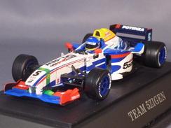 Ebbro 43139, Team 5 Zigen Formula Nippon 1:43 - Voitures, Camions, Bus