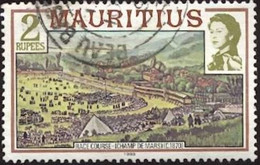 Pays : 320,2 (Maurice (Ile) : Indépendance)  Yvert Et Tellier N° :  713 (o) - Maurice (1968-...)