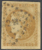 # France 42a, Used, VF+, Type B,  Lithographed, Sound (fr042-14, Michel 40     [16-ART - 1870 Bordeaux Printing