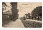 60-03 LIANCOURT Gare Train - Liancourt