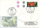 Lettre Du Territoire Autonome Arctique De Nunavut. Oblit. Capitale D'Iqaluit. - 1952-.... Elizabeth II
