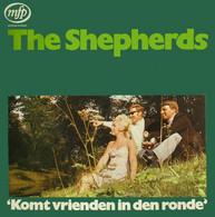 * LP *  THE SHEPHERDS - KOMT VRIENDEN IN DEN RONDE - Country En Folk