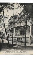 44 LA BAULE-sur-MER  N° 14 : Hôtel ROYAL Vue Des Jardins Prise Du Restaurant Pergola / CPA AB Vierge / TBE +++++ - La Baule-Escoublac