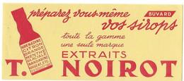Buvard Noirot Extraits - N