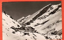 K534 Berghotel Schwarenbach Mit Doldenhorn U. Ober Tatlishorn. Stempel Gemmipass.Nicht Gelaufen.Hari 475 - BE Berne