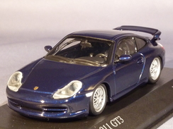 Minichamps 430068007, Porsche 911 GT3 1999 1:43 - Minichamps