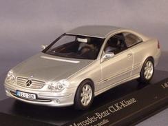 Minichamps 400031424, Mercedes CLK-Class 2001 1:43 - Minichamps