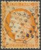 # France 59, USED, VF For Issue, Orange., Used, Type L , (fr059b-4 , [16-G - 1870 Assedio Di Parigi