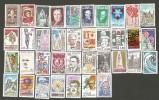 FRANCE Lot Tp Oblitérés De 1947 à 1995 - Frankrijk