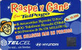 Venezuela, Bs. 10.000, Telcel/TelPago, Huyndai, Prepaid Card - Venezuela