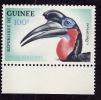 GUINEE  1962  -  PA  26   -  Bucorve Du Sud   100f    -  NEUF ** - Cote 3.15e - Guinée (1958-...)