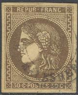 # France 46, Used, XF,  Sound, (fr046-16, Michel 42a [16-BBE