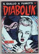 Diabolik R.(Astorina 1982) N. 104 - Diabolik