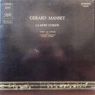 Gerard Manset 33t. LP *la Mort D'orion* - Vinyles