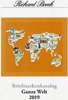 Stamp All The World A-Z Briefmarken Borek Katalog 2010 New 30€ Mit MICHEL # Cataloge Asia America Africa Oceanien Europa - Spagna